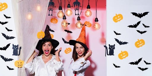 Glam-o-ween Costume Party: Sunday Funday Edition!