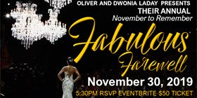 November To Remember : The Fabulous Farewell