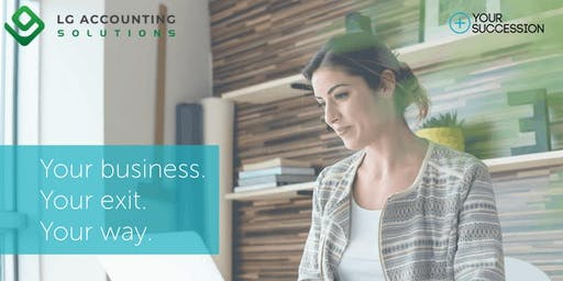 Introduction to 'Your Succession: Collaborative Small Business Building'