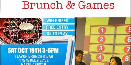 Brunch & Games  tickets
