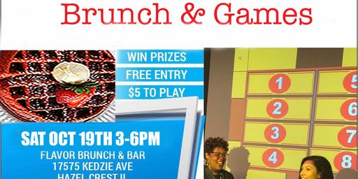 Brunch & Games