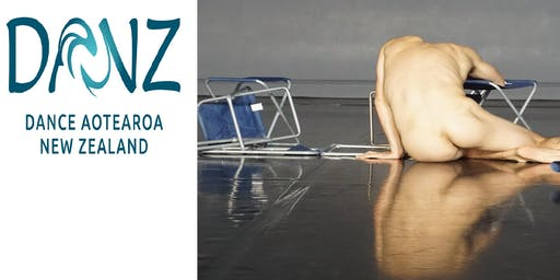 Performing Object I  (David Huggins) / DANZ Dance Residency