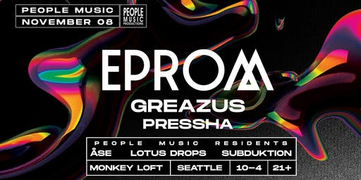 People Music Presents // EPROM