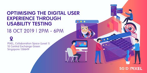 Optimising the Digital User Experience through Usability Testing