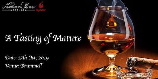 A Tasting of Mature - Cognac Tasting