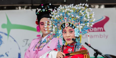 Initiation à l'opéra de Pékin par le chant et la danse billets