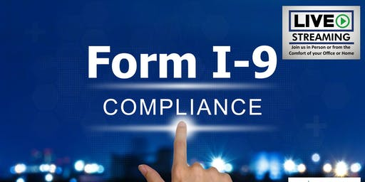 2020 Form I-9 – Verification and Employment Certificate Program