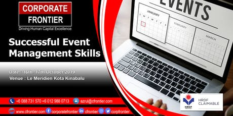 Successful Event Management Skills tickets