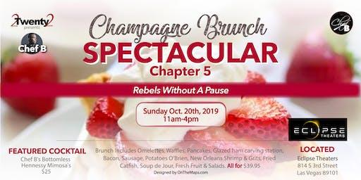 2Twenty2 Presents Chef B.'s Brunch Spectacular Chapter 5