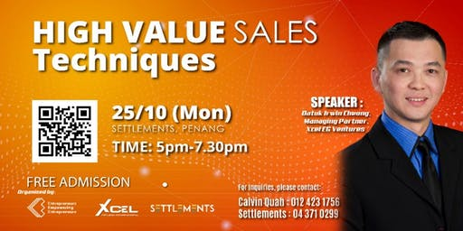 Mind Your Own Business : High Value Sales Techniques (OCT PG)