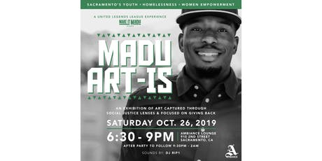 MADU ART-IS: 30th Birthday Exhibit  tickets