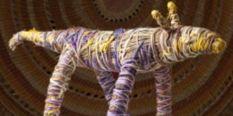 Traditional Aboriginal Animal Sculpture Workshop tickets