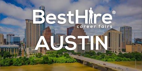 Austin Job Fair April 30th - Holiday Inn Austin Town Lake tickets