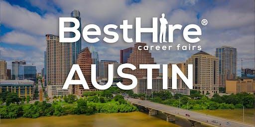 Austin Job Fair October 15th - Holiday Inn Austin Town Lake