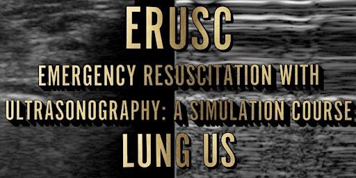 ERUSC - Lung US