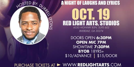 Red Light Arts presents: IGNITE THE MIC!