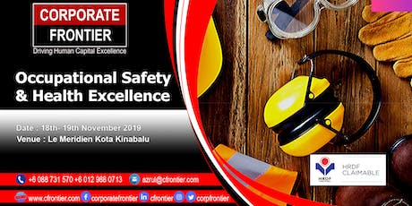 Occupational Safety & Health Excellence tickets