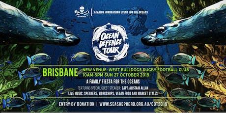 Sea Shepherd's Ocean Defence Tour - BRISBANE  Family Fiesta 2019 tickets