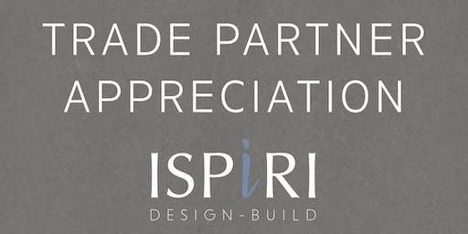 Trade Partner Appreciation