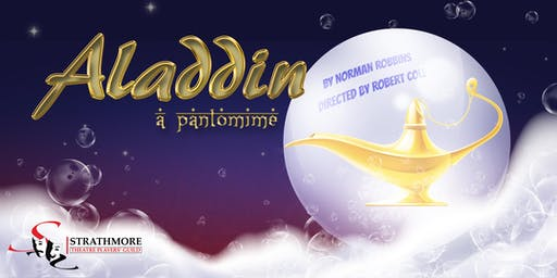 Aladdin: A Pantomime by Norman Robbins