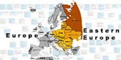 Eastern European Special Interest Group Quarterly Meeting-November tickets