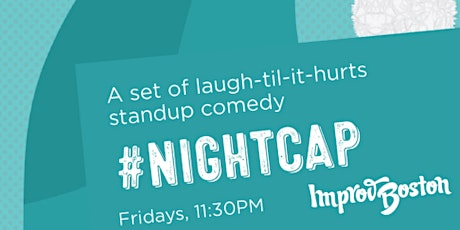 It's The Nightcap! tickets