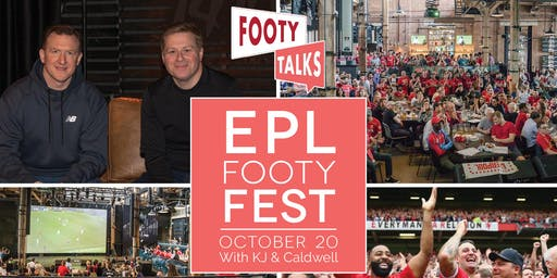 EPL Footy Fest: Liverpool vs. Manchester United