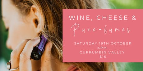 Wine, Cheese & Pure-fumes! tickets