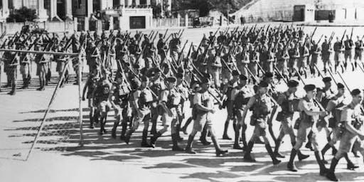 The Battle of Hong Kong Commemorative Ceremony 香港保衛戰紀念儀式 2019