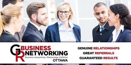 Ottawa Business Networking Breakfast in Orleans Guest Day tickets