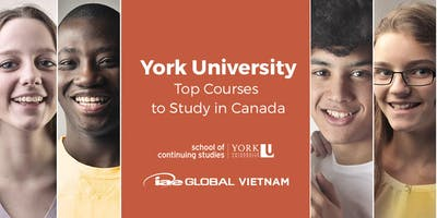 Study in Canada - York University, School of Continuing Studies