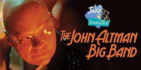 The John Altman Big Band Concert tickets