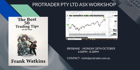 Pro Trader ASX Workshop tickets