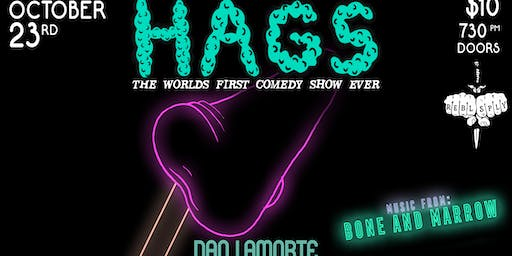HAGS - The World's First Comedy Show