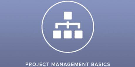 Project Management Basics 2 Days Training in Barcelona tickets