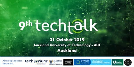 TechTalk @ AUT - Halloween Special tickets