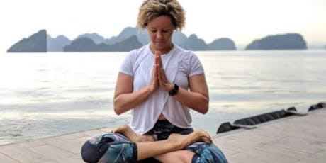 Be Huemane Presents: Free yoga class for Books! tickets