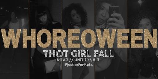 WHOREOWEEN: THOT GIRL FALL