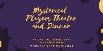 Pathways Mysterical Theater  and  Dinner Buffet Catered by Portofinos!