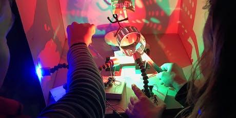 November East Bay Maker Educator Meetup - Learn, Make,  Mingle, Eat, Drink tickets