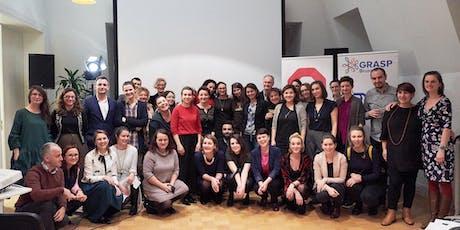 Cercul Donatorilor Bruxelles - Ediția a 4-a billets