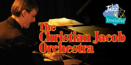 The Christian Jacob Orchestra tickets