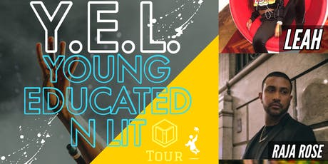 """SOM Talk Live Presents: The """"YEL"""" Tour tickets"""