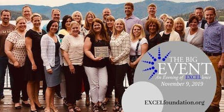 The EXCEL Foundation's 2019 Big Event tickets