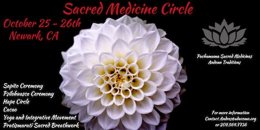 Sacred Medicine Circle  and Integration ( Bufo-huasca, Psilo-huasca)