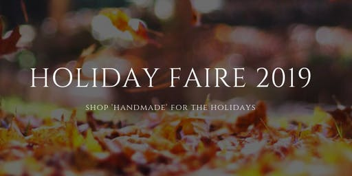 Holiday Faire 2019