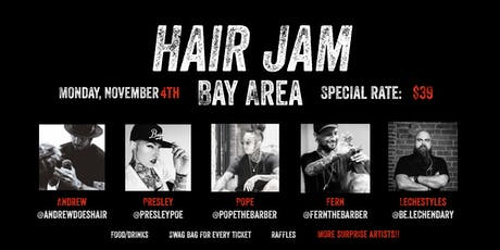 Hair Jam: Bay Area tickets