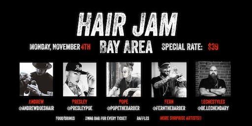 Hair Jam: Bay Area
