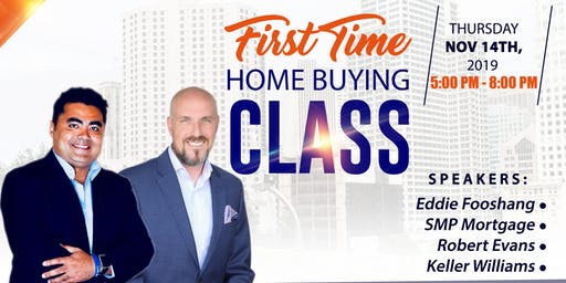 Buying your First Home Class