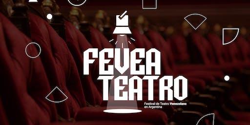 Festival de Teatro Venezolano en Buenos Aires
